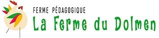 La ferme du dolmen – ferme pédagogique Logo